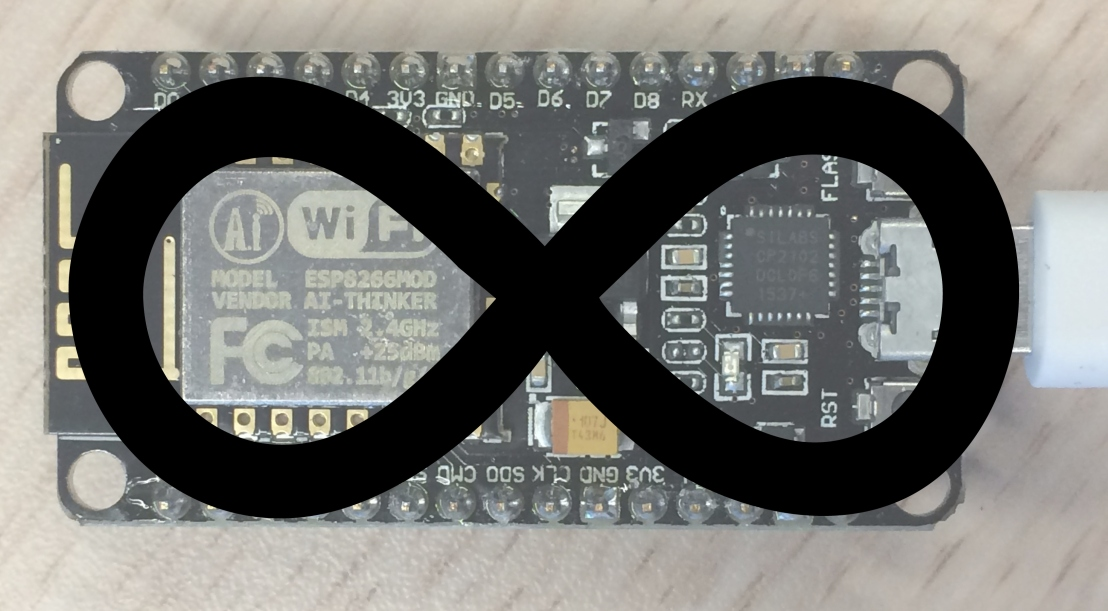 Infinite loop on NodeMCU